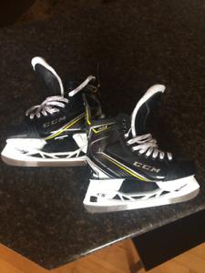 New CCM Super Tacks AS1 Hockey skates