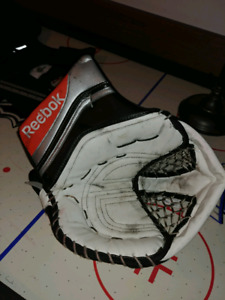 Reebok goalie trapper
