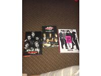 ONE DIRECTION BOOKS BUY ALL FOR 15
