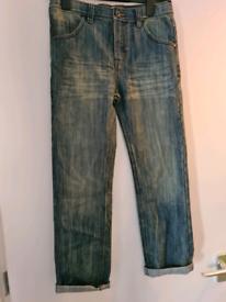 Boys jeans age 10-11