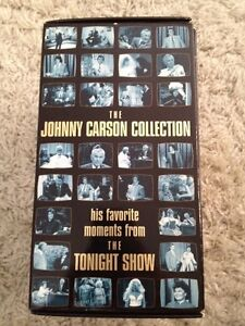 The Johnny Carson Collection VHS $10
