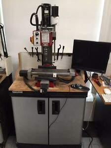 Cnc mini mill complete
