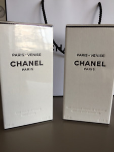 CHANEL - VENISE THE HAIR BODY GEL WITH A BODY LOTION - GREAT SET
