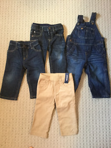12M Boys' Pants Bundle