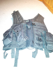 Paintball airsoft tactical vest
