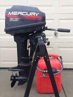 =======2004 MERCURY 9.9 HP SHORT SHAFT 2-STROKE OUTBOARD=======