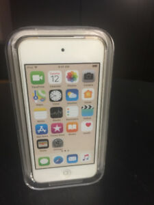 32GB iPod Touch - 6th generation, brand new