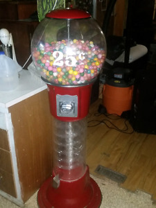 Fullsize gumball machine **TRADES ONLY**