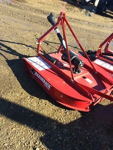 Bush Hog 4'Razor Back rough Cut Mowers