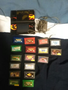 Gameboy Advance Collection