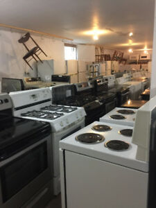 THE WISE SHOP GET READY FOR THANKSGIVING LOTS OF STOVES  ON SALE