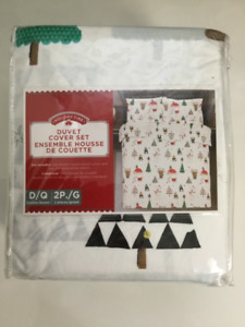 Holiday Time Duvet Cover Set