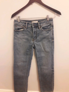 Free people jeans size 24