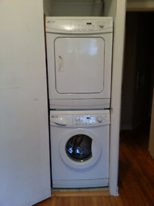Maytag stackable apartment size washer dryer for sale $700