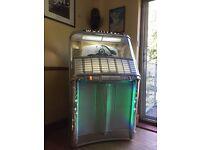 Wurlitzer jukebox