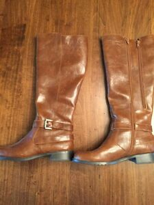 Tall Brown Aerosoles Boots Size 7