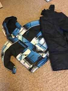 Winter jacket and ski pants