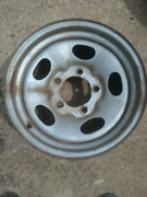 """Toyota Landcruiser 16"""" x 8 steel rim suit rigid front axle Greenwith Tea Tree Gully Area Preview"""