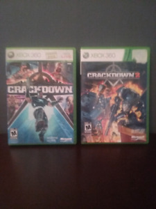 Crackdown Games