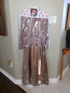 evening gown and jacket size 10