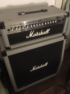 Marshall MG100HDFX Half Stack Special Edition