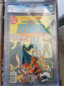 BMA 12, NM98 & The New Teen Titans 2