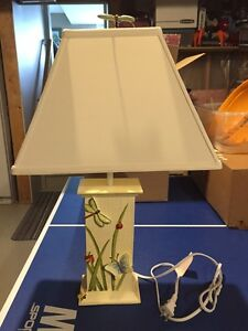 Bug Themed Table Lamp for Baby/Kids Room