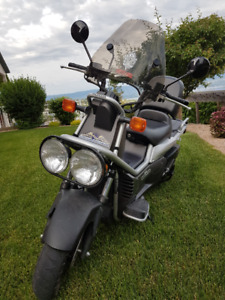 Honda BIG RUCKUS Scooter 250cc