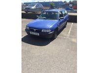 Vauxhall Astra 1996 mot Dec 16