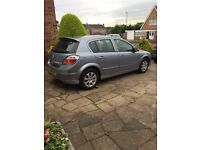 vauxhall astra 2005 1.4 twinport