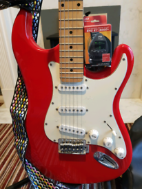 Electric Guitar ---