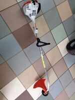 1 YEAR OLD FS40 STIHL TRIMMER SERVICED GOOD SHAPE WITH WARRANTY