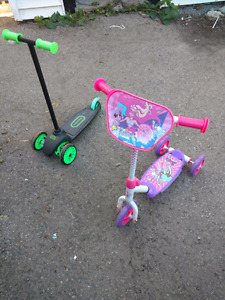 Girls scooter for trade