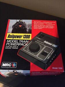 Model Train Power Pack