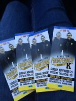 4 tickets to skate