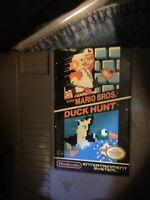 Nintendo duck hunt /Mario bros.