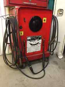 Lincoln ideal arc 250a DC welder