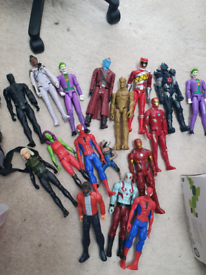 Marvel 12 inch figures from £5 each can post