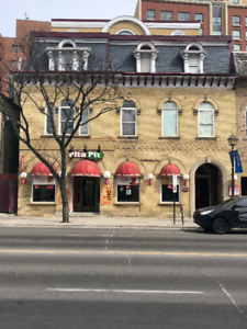 Commercial/Office space for rent downtown Brampton