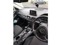 Mazda Se-L 2l petrol 5 door hatchback /2014