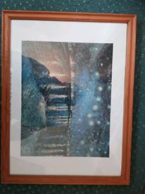 Van Gough Print