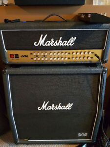 2007 Marshall 410 H Head and Cabinet Excellent condition