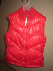 Old Navy Red Vest