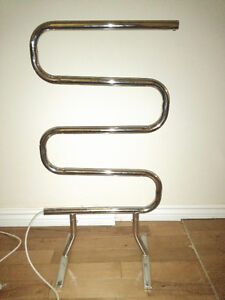 Warmrails warming towel rack