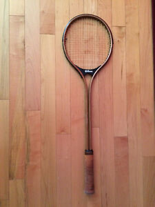 Vintage Wilson Rally Squash Racquet