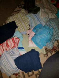 Lot of xl, 1x blouses and polos