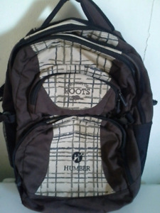 Brand new Roots backpack best offer