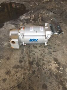 GPI fuel transfer pump