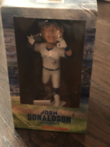 Josh Donaldson Toronto Blue Jays Bobblehead Brand New in Box