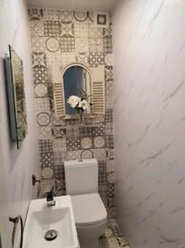 Bathroom fitter-Joiner